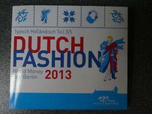 KMS Niederlande 2013 - World Money Fair Berlin