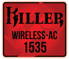 WLAN for gamers ♚ Killer Wireless ac 1535 + Bluetooth 4.1 ☛ m.2 2230 ✔ sección