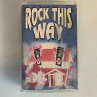 Rock This Way Music By Mail Tape One (Cassette) Hair Bands Glam Metal
