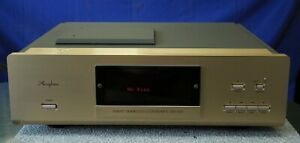 Accuphase DP-100 Super Audio CD Player Transport 100V USED JAPAN HS Link Cable