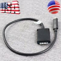 USB-C Cable for Dell Thunderbolt TB15 K16A DOCK WD15 4K K17A001 5T73G 3V37X New