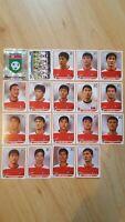 Panini WM 2010 Südafrika Nordkorea Nationalmannschaft komplett