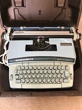 Smith Corona Coronet Super 12 Electric Typewriter In Hard Case