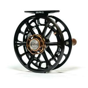 Ross Evolution LTX Fly Reel - Size 5/6 - Color Black - NEW -Fast Shipping