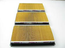 (3) PACK - NEW GENUINE OEM For Nissan 16546-74S00 Engine Air Filters  VQ35DE V6