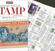 Belgium With Congo 2020 Scott Catalogue Pages 251-356