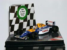 QUARTZO WC04 Williams Renault FW15B Alain Prost Champion du monde 1993 LTD ED 1/43
