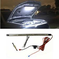 36cm 12-14V Repair Light Bar Kit White LED Panels Fit For Car Under Hood Engine