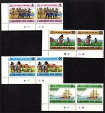 Elizabeth II (1952-Now) Royalty British Blocks Stamps
