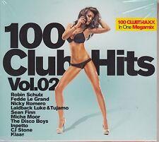 100 Club Hits Vol. 2 - Dash Berlin, Potatoheadz, Amersy u.a. (3 CDs, NEU! OVP)