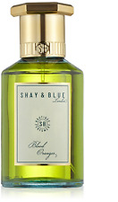Shay and Blue Blood Oranges Perfume Men and Womens Unisex Fragrance