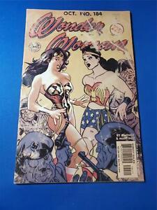 Wonder Woman #184 Adam Hughes High Grade VF- Cond.