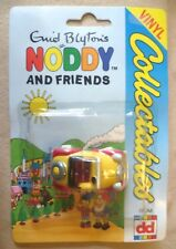 Vintage Noddy objet de collection-Dekkertoys VINYL MODEL-Noddy 's car - © 1990-MOC
