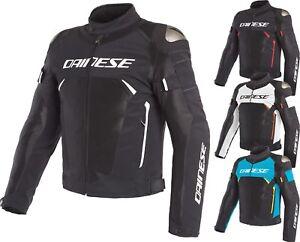 Dainese Dinamica Air D-Dry Hommes Blouson Moto Cool Sportifs Veste/Blouson en