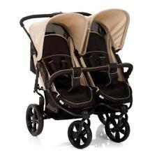 Carritos y sillas de paseo de bebé beige hauck