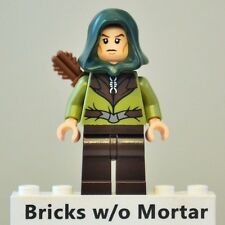 New Genuine LEGO Mirkwood Elf Guard Minifig LOTR Hobbit 30212