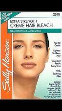 Brand new boxed Sally Hansen  Extra Strength Hair Lightening Cream Bleach