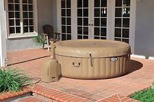 Whirlpool Jacuzzi rund Pure Spa Bubble Massage 216 cm außen - 165 cm innen