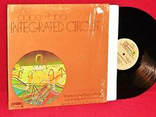 LP THE COPPER PLATED INTEGRATED CIRCUIT PLUGGED IN POP WALTER SEAR COMMAND NM