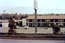 35mm Colour Slide- Motel