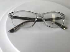 New Calvin Klein CK 7926 Clear Crystal Smoke 005 52 mm Eyeglass Frame Collection