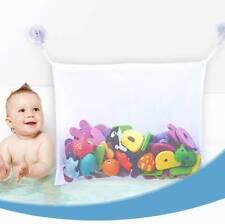 Kind Baby Badespielzeug Aufbewahrungsnetz Bad Netz Aufbewahrung Tasche Halter