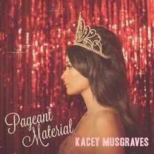 KACEY MUSGRAVES Pageant Material CD BRAND NEW