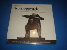 CD NEUF SEALED / HOMMAGE ROSTROPOVITCH PAR DROBINSKY / DVORAK CELLO / SUDE 2007