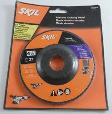Skil Abrasive Grinding Wheel #99380 4.5 in Type 27 for Metal Grinding NIP New