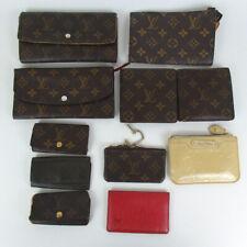 Authentic LOUIS VUITTON JUNK wallet&key holder 11 pieces set purse PVC[Used]