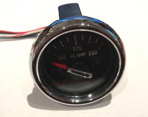 2007 Saleen PJ Parnelli Jones Ford Mustang S281/S302 Oil Temperature Gauge ONLY