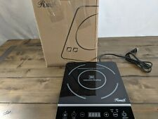 ROSEWILL 1800W PORTABLE INDUCTION Cooker. Open box