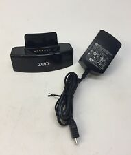 ZEO 301 Charging Dock & Adapters for Zeo Mobile Sleep Manager