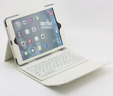 """Bluetooth Wireless cordless Keyboard Leather case for Ipad 6 2018 6th Gen 9.7"""""""
