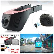 Hidden Car HD 1080P 170° WIFI DVR Video Recorder Dash Cam Camera Night Vision