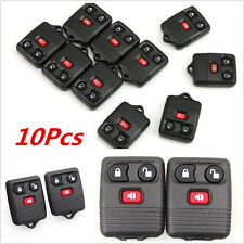 10 Keyless Entry Remote Control Key Fob Clicker Transmitter Replacement For Ford