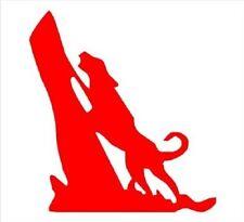 Hunt Sticker Decal  RACCOON HUNTING DOG  FREE US SHIP