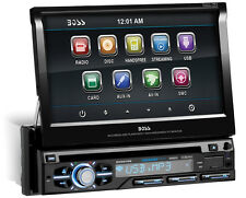 "BOSS BV9979B CAR DVD/CD PLAYER 7"" TOUCHSCREEN MONITOR USB/iPOD BLUETOOTH COLOR"