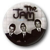 THE JAM 'IN THE CITY' - 1 inch / 25mm Button Badge - Weller Who Scooter
