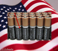 Duracell AA (36) Batteries Copper Top Alkaline Long Lasting 2023 Made in USA