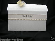 Wedding Chest Post Box PLAIN READY TO DECORATE