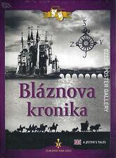 Jester's Tale Bláznova kronika '64 Czech cult dvd Karel Zeman English subs