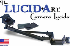 LUCID-Art Camera Lucida drawing painting projector art artograph Gift for Artist