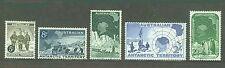 ANTARTIDA AUSTRALIA/ANTARCTICA AAT 1957-1959 USADO SC.L1/L5