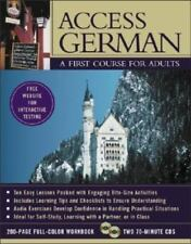 Access German by Henriette Harnisch (2003, Other / Other)