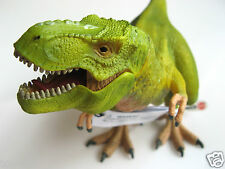 SCHLEICH TYRANNOSAURUS T REX DINOSAUR 14528 - LIGHT GREEN - BRAND NEW WITH TAGS!
