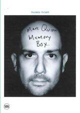 Marc Quinn: Memory Box by Roberto Calcagno (Paperback, 2014)