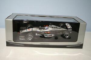 Minichamps West McLaren Mercedes Coulthard MP4-15 #2 F1 1:18
