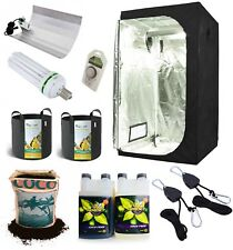 Complete Grow Tent Kit Grow Light Indoor Hydroponics set up system small 50x100