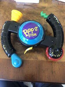 Vintage 1998 Original Bop It Extreme Electronic Handheld Hasbro Tested & Working